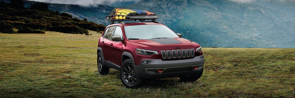 2020 Jeep Cherokee TrailHawk Model raises your standard of travel