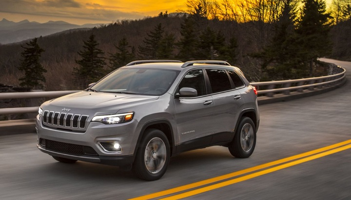 2020 Jeep Cherokee North Model